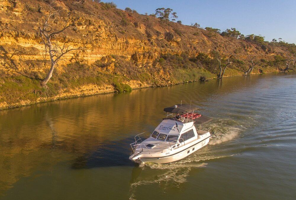 Rivergum Cruises Murray River Boat Hire